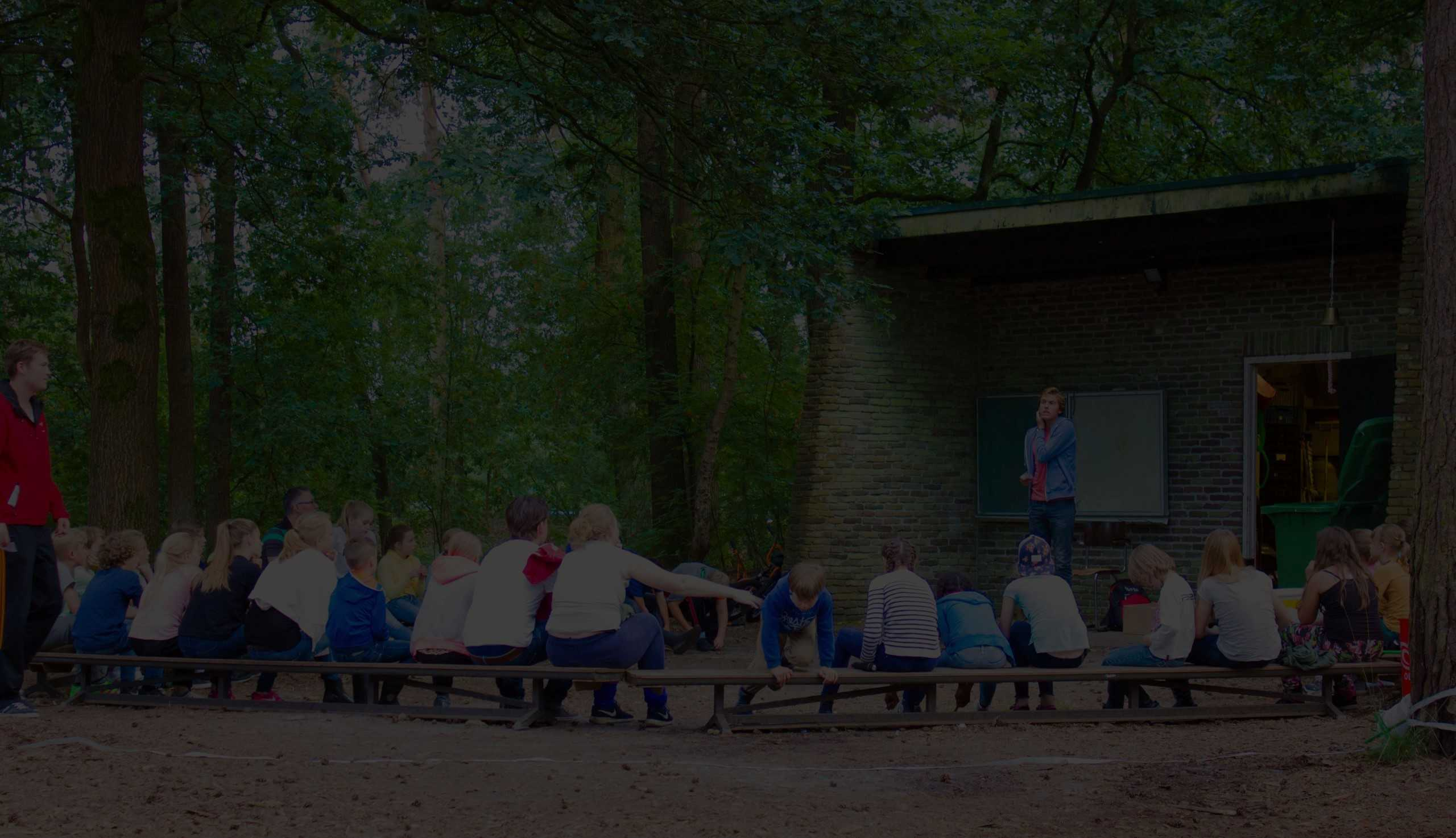 Polvokamp: iedereen kan op kamp!